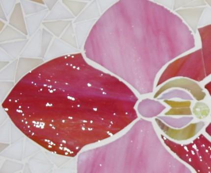 zoom-Fleur charnelle